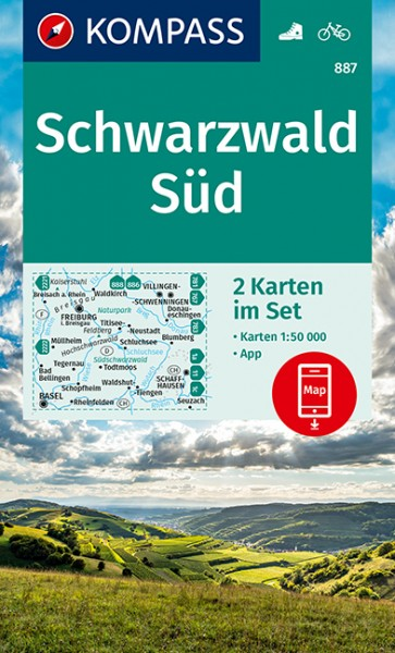 Kompass WK Schwarzwald Süd