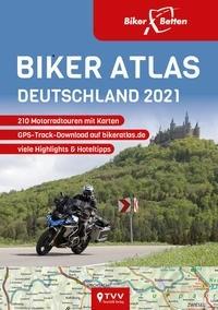Biker Atlas DEUTSCHLAND 2021