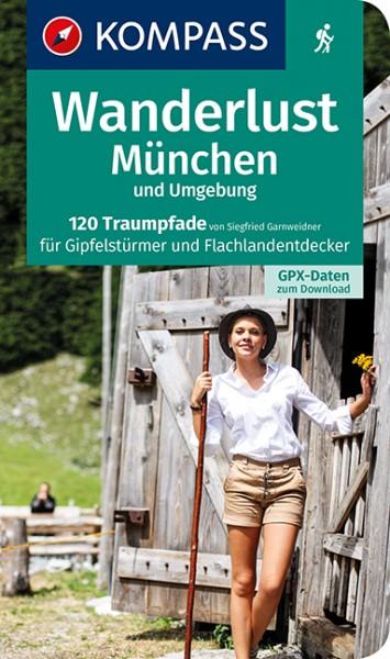 KOMPASS Wanderlust München und Umgebung