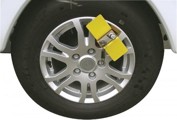 Milenco Radkralle Compakt C Wheelclamp
