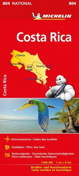 Michelin KN. Costa Rica