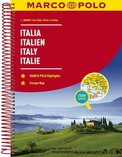 MP Reiseatlas Italien