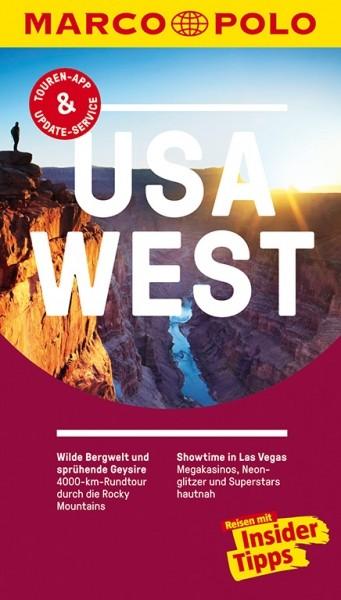 MP Reiseführer USA West