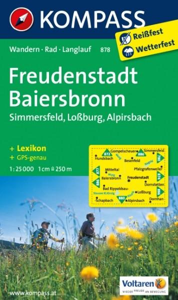 Kompass WK Freudenstadt