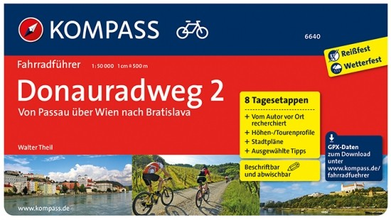 Kompass FF Donauradweg 2