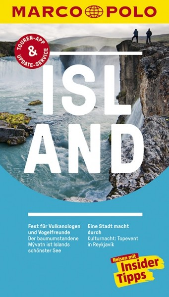 MP Reiseführer Island