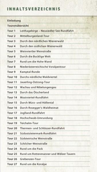 F&B Motorrad Guide Österreich