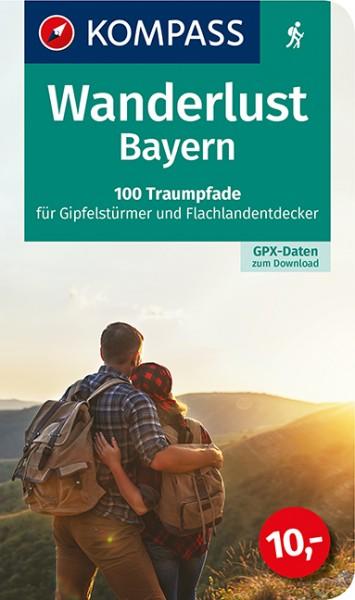 KOMPASS Wanderlust Bayern