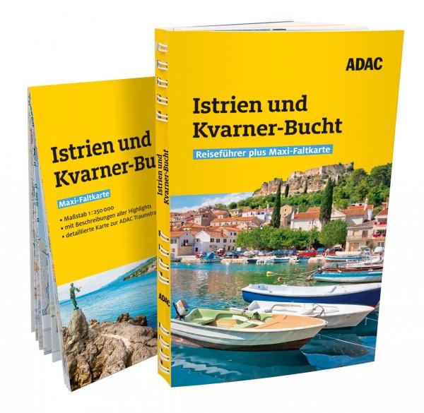 ADAC Reiseführer plus Istrien
