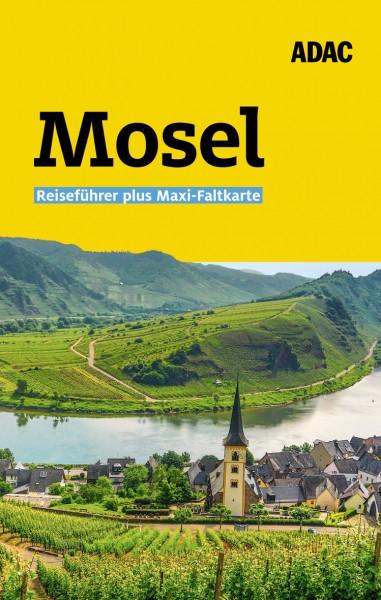 ADAC Reiseführer plus Mosel
