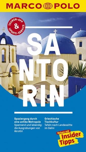 MP Reiseführer Santorin