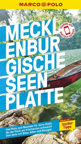 MARCO POLO RF Mecklenburgische Seenplatte