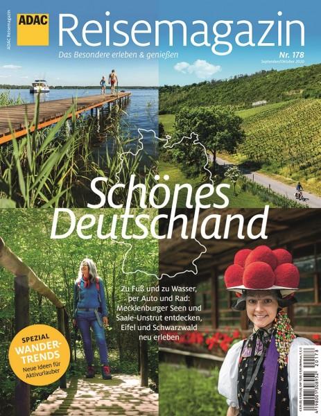 ADAC Reisemagazin - Ausgabe 04/2020