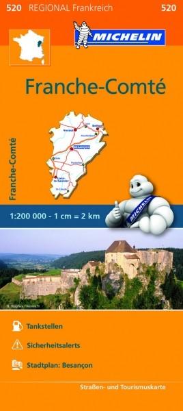 Michelin KR Franche Comte