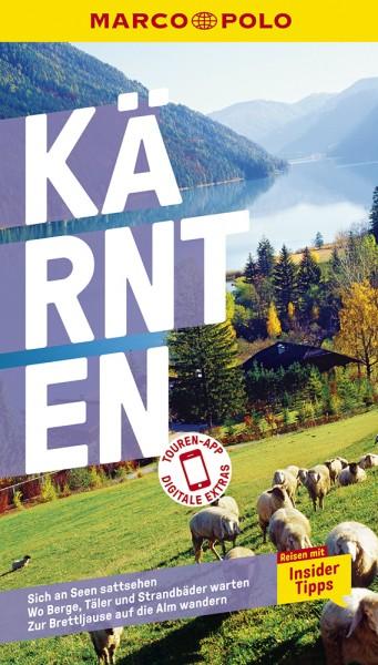MARCO POLO Reiseführer Kärnten