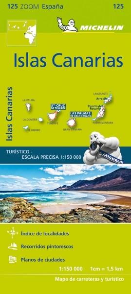Michelin - Kanarische Inseln