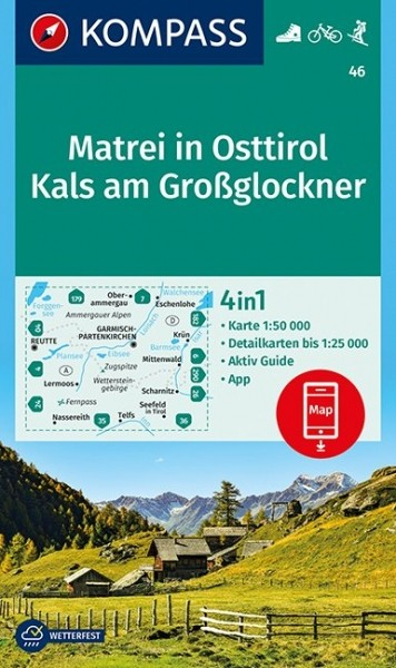Kompass WK Matrei in Osttirol