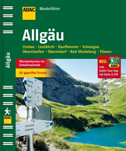 ADAC Wanderführer Allgäu