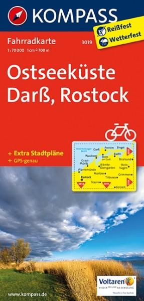 Kompass RWK Ostseeküste / Darß