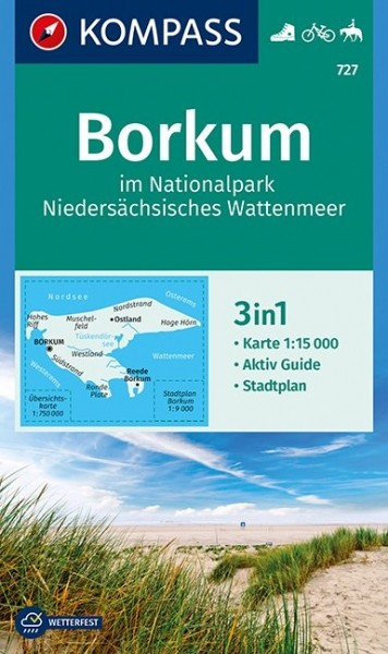 Kompass WK Borkum