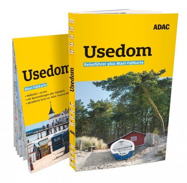 ADAC Reiseführer plus Usedom