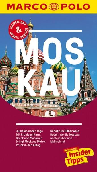 MP Reiseführer Moskau