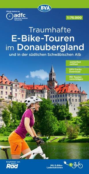 ADFC Traumhafte E-Bike-Touren Donaubergland