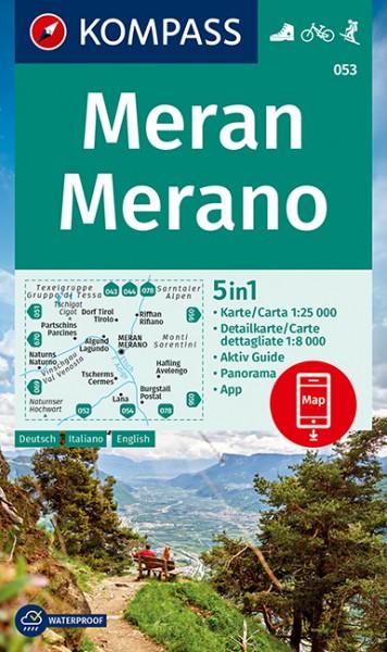 Kompass WK Meran, Merano
