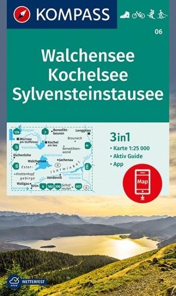 Kompass WK Walchensee