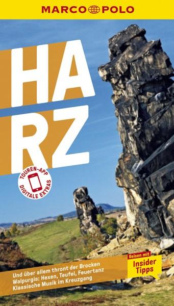 MARCO POLO Reiseführer Harz