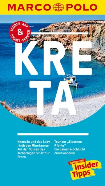 MP Reiseführer Kreta