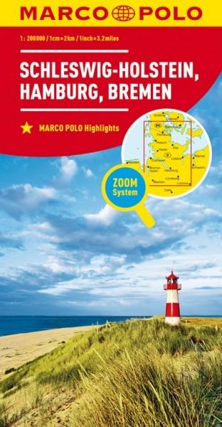 MP Karte Schleswig-Holstein