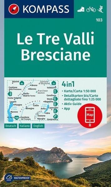 Kompass WK Le Valli Bresciane