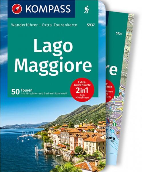 KOMPASS Wanderführer Lago Maggiore