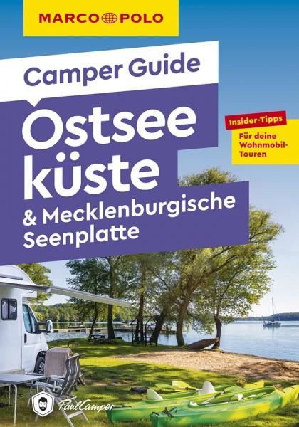 MARCO POLO Camper Guide Ostseeküste & Meckl. Seen