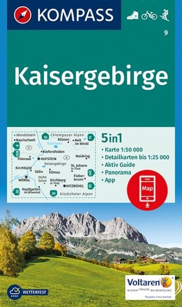 Kompass WK Kaisergebirge