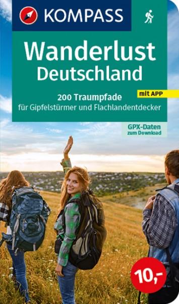 KOMPASS Wanderlust Deutschland