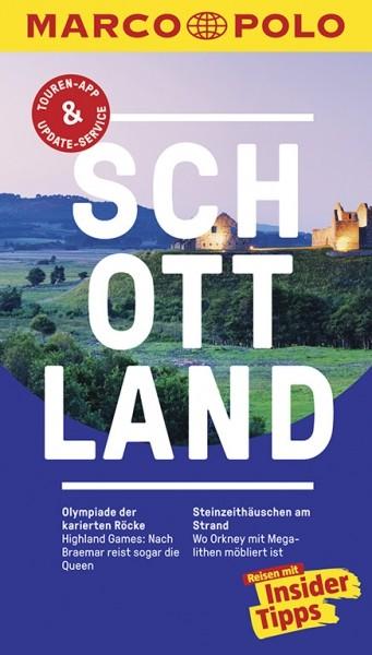 MP Reiseführer Schottland