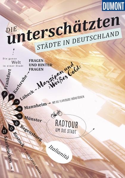 DuMont BB Die unterschätzten Städte in Deutschland