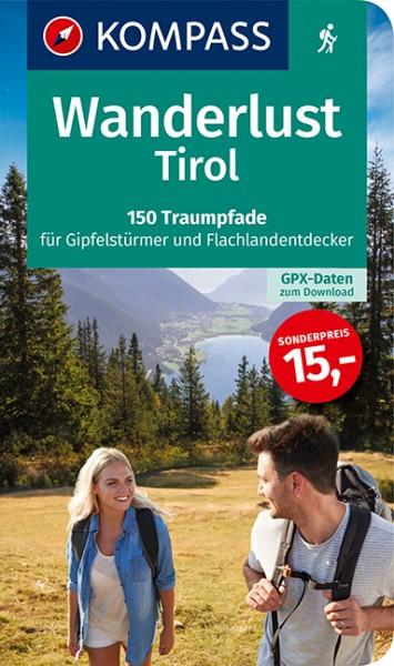 KOMPASS Wanderlust Tirol