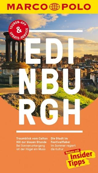 MP Reiseführer Edinburgh