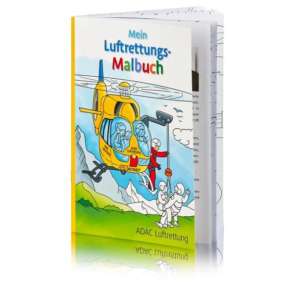 ADAC Luftrettung Kindermalbuch