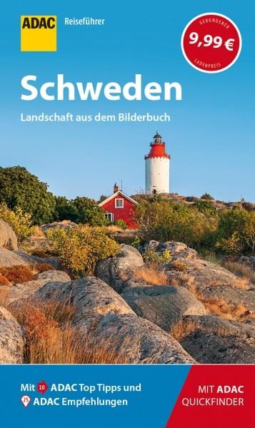 ADAC Reiseführer Schweden