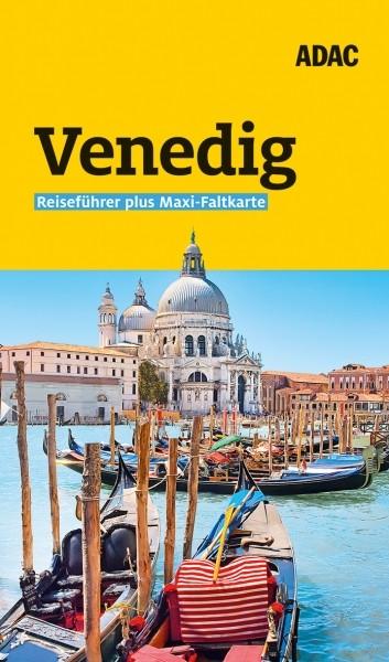 ADAC Reiseführer plus Venedig