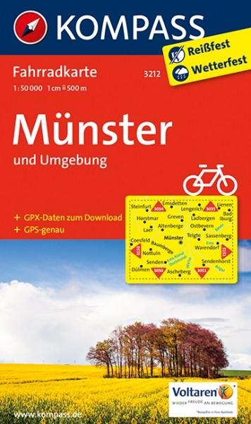 Kompass FK Münster u. Umgebung
