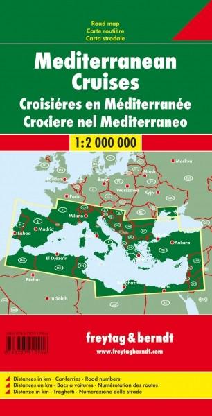 F&B Mittelmeer Kreuzfahrten