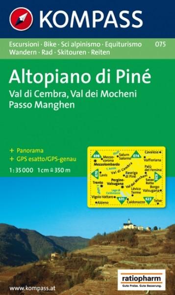 075 Altopiano di Pine