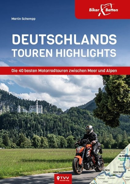 Deutschlands Touren Highlights