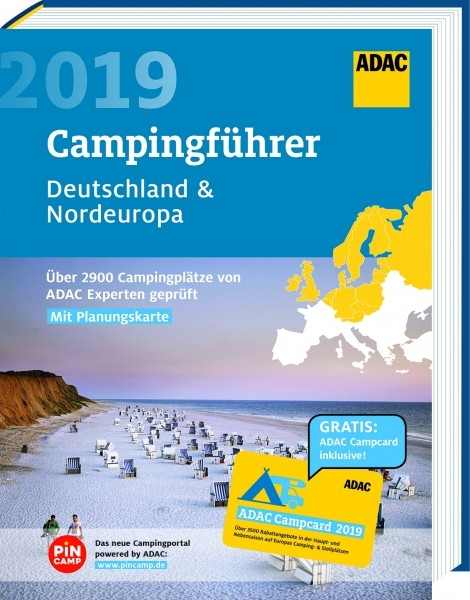 ADAC Campingführer Nord 2019