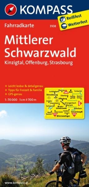 Kompass RWK Mittlerer Schwarzwald